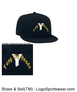 YOH Fitted b/g Design Zoom