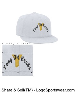 YOH Fitted Black and Gold Design Zoom