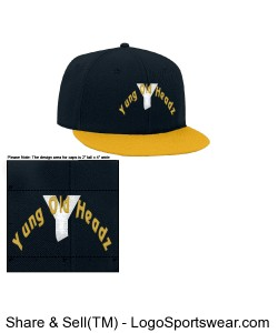 YOH Fitted B AND G Design Zoom